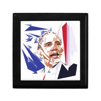 Boîte À Souvenirs Barack Obama