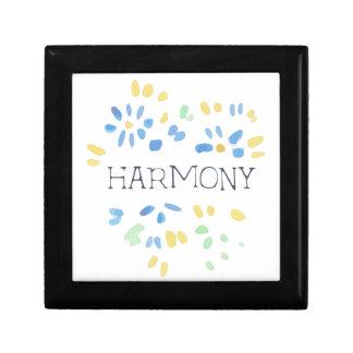 Boîte À Souvenirs Beauté naturelle d'harmonie