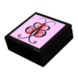 Boîte À Souvenirs Bijoux lunatiques GiftBox de Bling Bling de