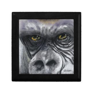 Boîte À Souvenirs Boîte-cadeau de gorille