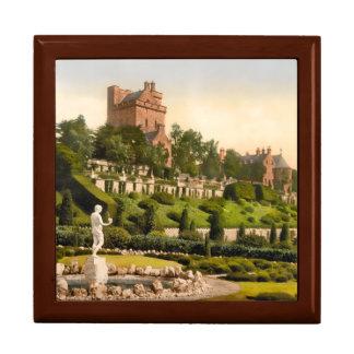 Boîte À Souvenirs Boîte-cadeau de Perthshire Ecosse de château de