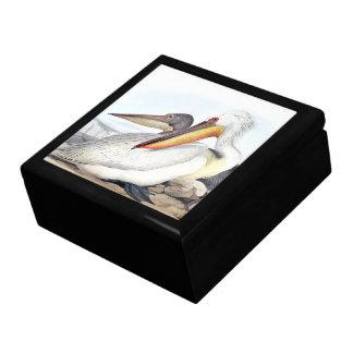 Boîte À Souvenirs Boîte-cadeau de plage d'animaux d'oiseaux de