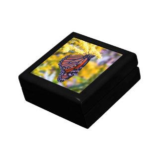 Boîte À Souvenirs Boîte-cadeau de souvenir de papillon de monarque