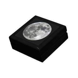 Boîte À Souvenirs Boîte de souvenir de lune de Supermoon