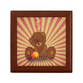 Boîte À Souvenirs boite ours