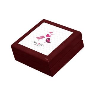 Boîte À Souvenirs Boîte personnalisée d'anniversaire de mariage de