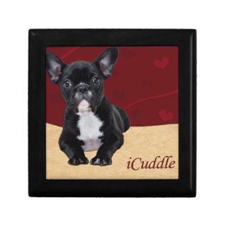 Boîte À Souvenirs bouledogue français d'iCuddle