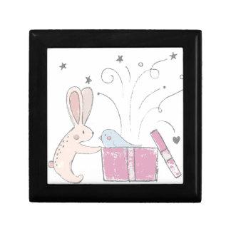 Boîte À Souvenirs bunny_bird