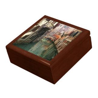 Boîte À Souvenirs Canal de Venise