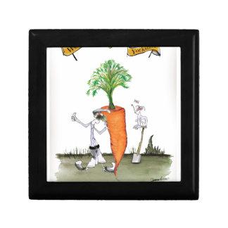 Boîte À Souvenirs Carrot du monde de Yorkshire d'amour le 'plus