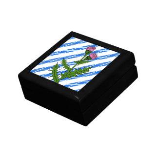 Boîte À Souvenirs Chardon écossais