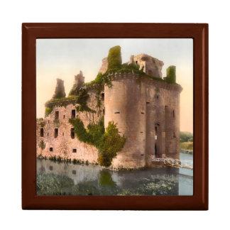 Boîte À Souvenirs Château Dumfries Ecosse de Caerlaverock