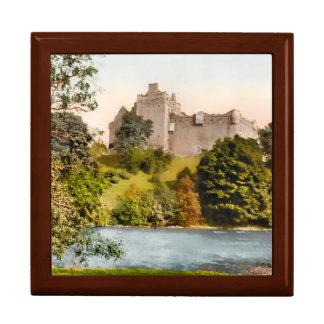 Boîte À Souvenirs Château Stirlingshire Ecosse de Doune