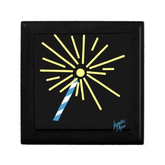 Boîte À Souvenirs Cierge magique 2