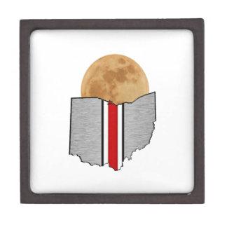 Boîte À Souvenirs Clair de lune de l'Ohio