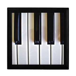 Boîte À Souvenirs Clés de piano