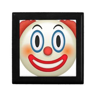 Boîte À Souvenirs Clown fou Emoji