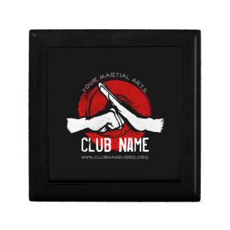 Boîte À Souvenirs Club d'arts martiaux