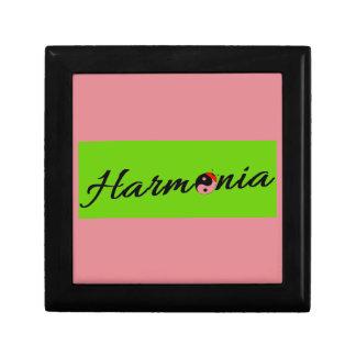 Boîte À Souvenirs Coccinelle Harmonia zen