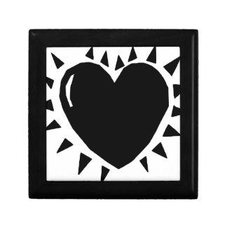 Boîte À Souvenirs Coeur lumineux