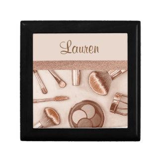 Boîte À Souvenirs Composez la collection dans les tons en bronze