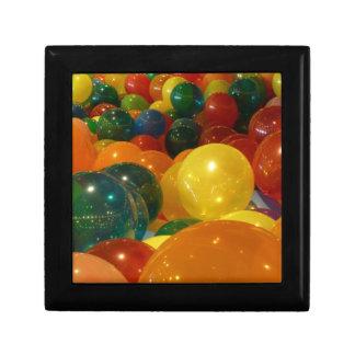 Boîte À Souvenirs Conception colorée de partie de ballons