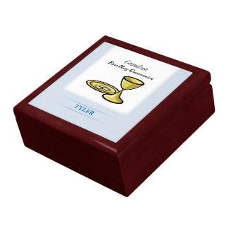 Boîte À Souvenirs Corps de communion et petit-fils de sang