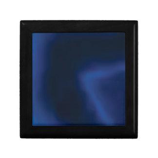 Boîte À Souvenirs couches de bleu