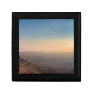 Boîte À Souvenirs Cratère de Mizpe Ramon, Israël