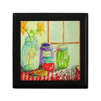 Boîte À Souvenirs Danse légère de cuisine