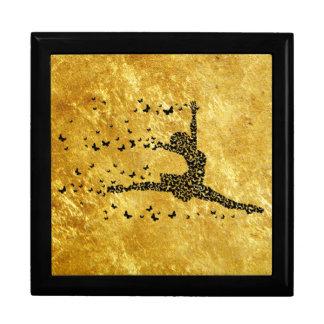Boîte À Souvenirs Danseur de papillon
