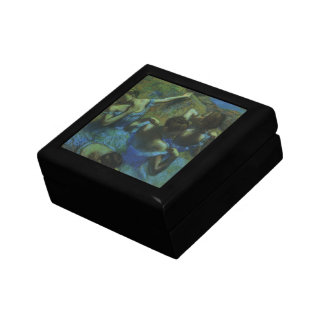 Boîte À Souvenirs Danseurs bleus par Edgar Degas, impressionisme