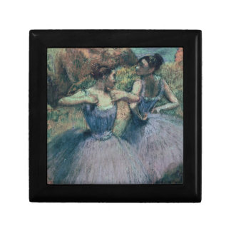 Boîte À Souvenirs Danseurs d'Edgar Degas | dans la violette