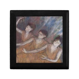 Boîte À Souvenirs Danseuses d'Edgar Degas | Trois