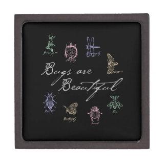 Boîte À Souvenirs De Première Qualité Les insectes sont beaux