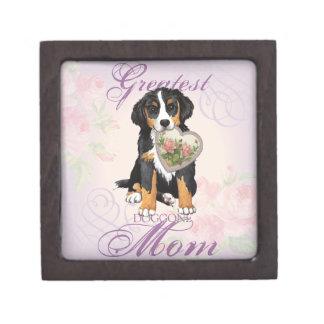 Boîte À Souvenirs De Première Qualité Maman de coeur de Berner