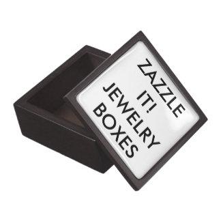 Boîte À Souvenirs De Première Qualité Modèle personnalisé par coutume de blanc de boîte