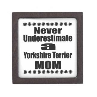 Boîte À Souvenirs De Première Qualité Ne sous-estimez jamais la maman de Yorkshire