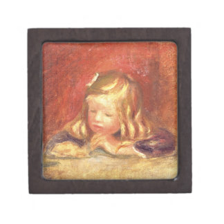 Boîte À Souvenirs De Première Qualité Pierre un Coco de Renoir | au Tableau