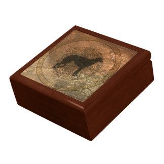 Boîte À Souvenirs Deerhound, pub chicorée