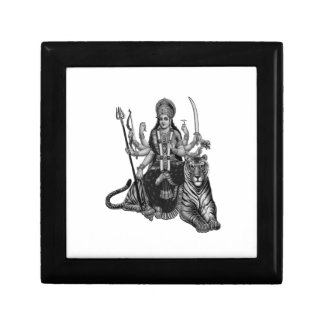 Boîte À Souvenirs Déesse de Shiva