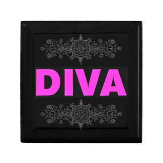 Boîte À Souvenirs Diva