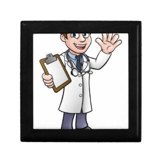 Boîte À Souvenirs Docteur personnage de dessin animé