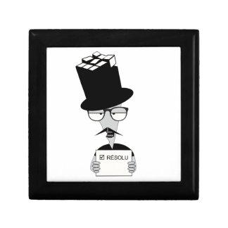 Boîte À Souvenirs Dr Cube