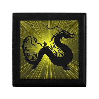 Boîte À Souvenirs Dragon asiatique