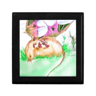 Boîte À Souvenirs Dragon de blaireau