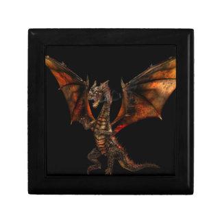 Boîte À Souvenirs Dragon fire