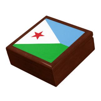 Boîte À Souvenirs Drapeau de Djibouti