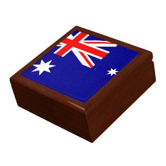 Boîte À Souvenirs Drapeau de l'Australie