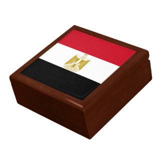 Boîte À Souvenirs Drapeau de l'Egypte